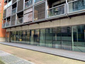 Burton Place, Manchester city centre