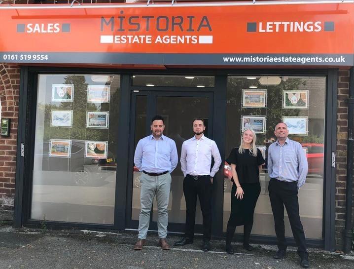 Mistoria Estate Agents Cheadle PR photo