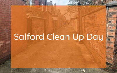 Salford Clean Up Day