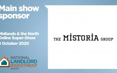 Main Sponsor of the National Landlord Investment Show