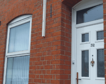 Student Accommodation Salford | 32 Highfield Road , Salford, M6 5JZ
