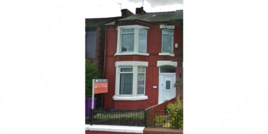 Student Accommodation Liverpool | 22 Edge Grove , Liverpool , L7 0HW