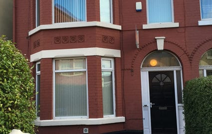 Student Accommodation Liverpool | 60 Edge Grove, Liverpool, L7 0HW