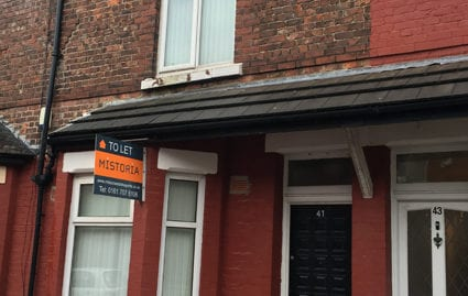 Student Accommodation Salford | 41 Mildred Street, Salford, M7 2HG