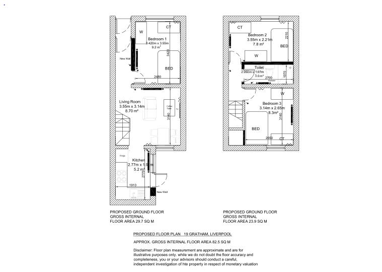 Floor plan mistoria estate agents for Floor plan agreement