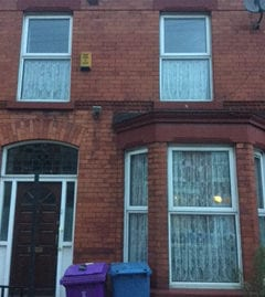 Student Accommodation Liverpool | 65 Cranborne Road, Liverpool, L15 2HX