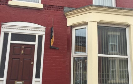 Short Term Let | 8 Grosvenor Road, Liverpool, L15 0HA