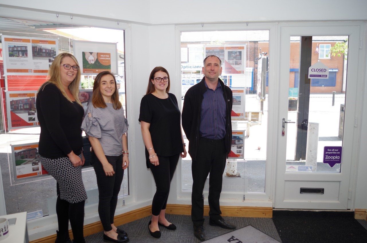 estate agents north west