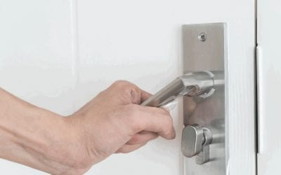 Home security advice for landlords