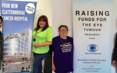 The Mistoria Group Eyes £10k Challenge Supporting Two Liverpool Hospitals